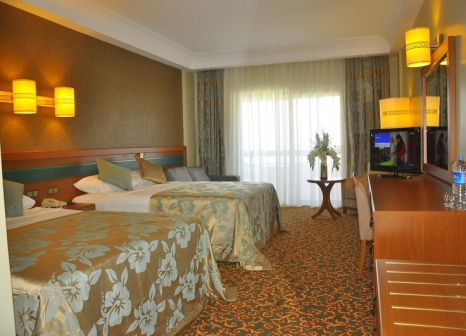 Hotelzimmer mit Volleyball im Özkaymak Select Resort Hotel
