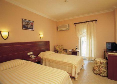 Hotelzimmer mit Minigolf im Golden Age Yalikavak Boldrum