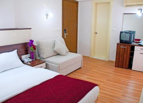 Hotelzimmer mit Tischtennis im Dogan Beach Resort & Spa