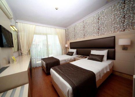 Hotelzimmer mit Tischtennis im Grand Faros Hotel