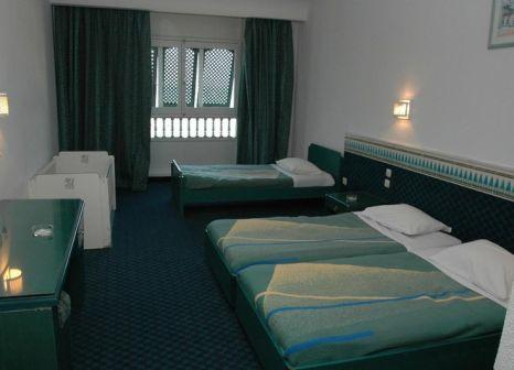 Hotelzimmer mit Minigolf im Hotel Jinene