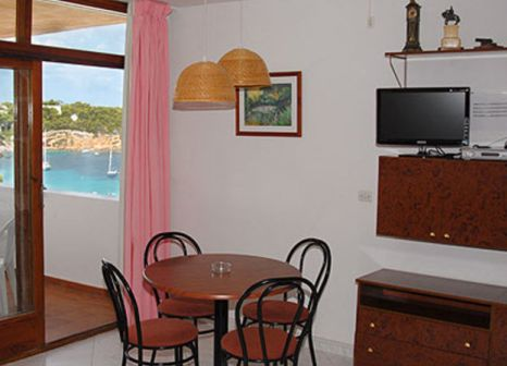 Hotelzimmer mit Tischtennis im Apartamentos Del Rey