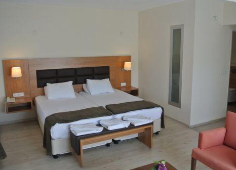 Hotelzimmer mit Tischtennis im Begonville Hotel Marmaris