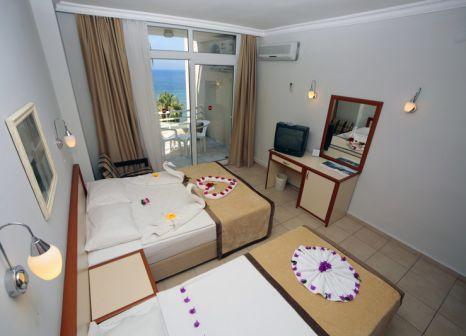 Hotelzimmer mit Tischtennis im Incekum Su Hotel