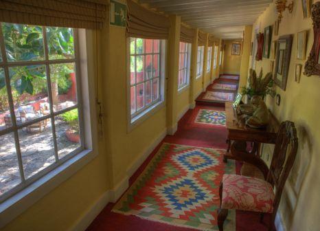 Hotelzimmer mit Golf im Finca Las Longueras