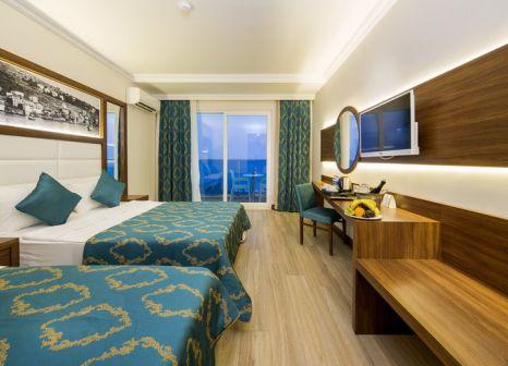 Hotelzimmer mit Tischtennis im Sun Star Resort