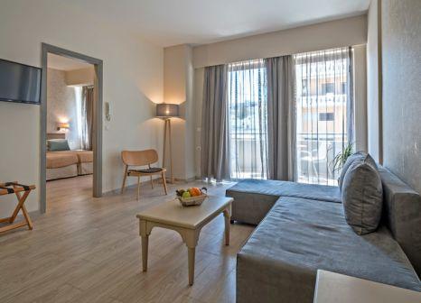 Hotelzimmer mit Fitness im Lefkoniko Beach
