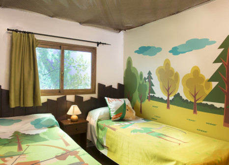 Hotelzimmer mit Tischtennis im Magic Robin Hood