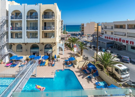 Hotel Lefkoniko Beach günstig bei weg.de buchen - Bild von Bentour Reisen