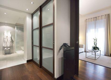 Hotelzimmer mit Hochstuhl im Hotel Hospes Amerigo