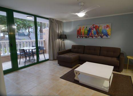 Hotelzimmer mit Tischtennis im Hotel Parque de las Americas