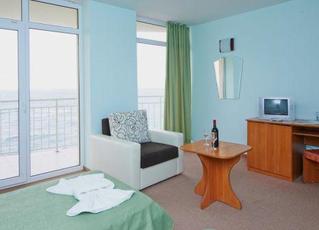 Hotelzimmer mit Tischtennis im Interhotel Pomorie