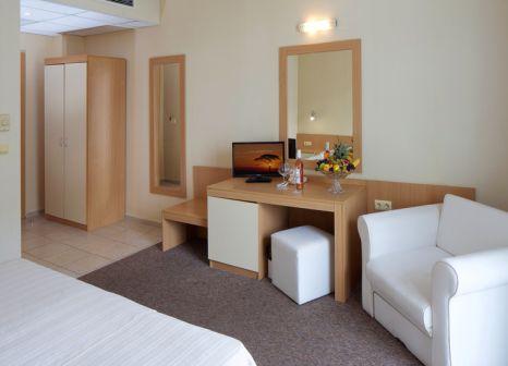 Hotelzimmer mit Tischtennis im Perla