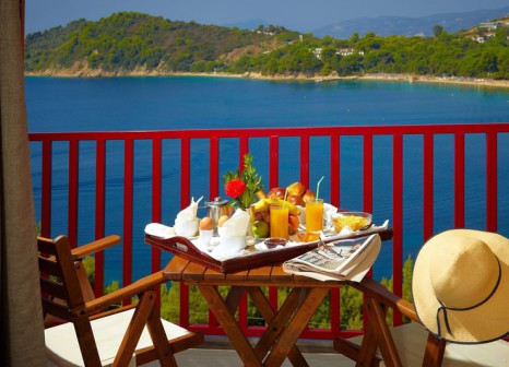 Hotelzimmer mit Tischtennis im Skiathos Palace