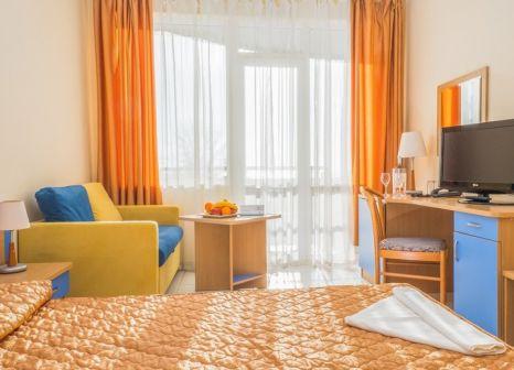 Hotelzimmer mit Volleyball im Hotel Dolphin