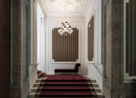 Hotelzimmer mit Pool im Catalonia Portal de l'Angel