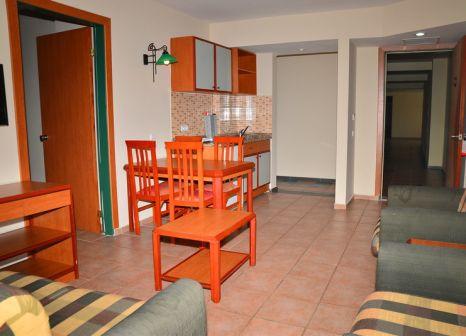 Hotelzimmer mit Volleyball im Club Sidar Hotel