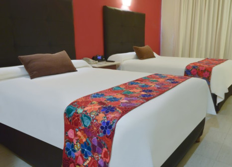 Hotelzimmer mit Tennis im Adhara Hacienda Cancun