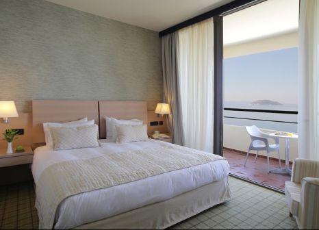 Hotelzimmer mit Mountainbike im Porto Carras Sithonia