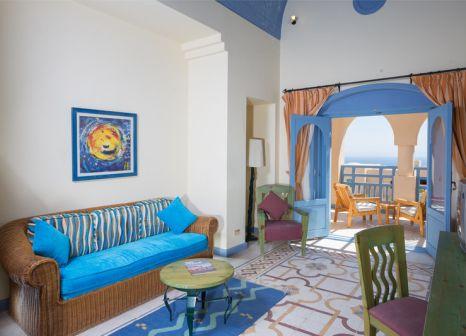 Hotelzimmer mit Mountainbike im El Wekala Resort