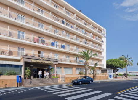 Hotel Sorra Daurada in Costa Barcelona - Bild von Bentour Reisen