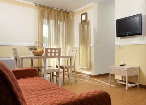 Hotelzimmer mit Minigolf im Solaris Villas Kornati