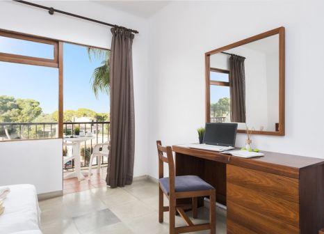 Hotelzimmer mit Golf im Hostal Ventura