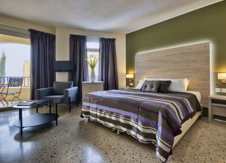 Hotelzimmer mit Golf im Il Palazzin Hotel