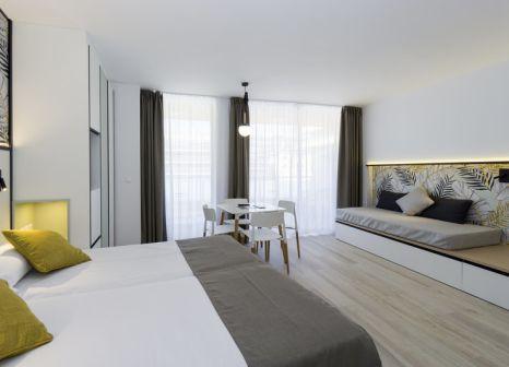 Hotelzimmer mit Wassersport im Hotel Calypso