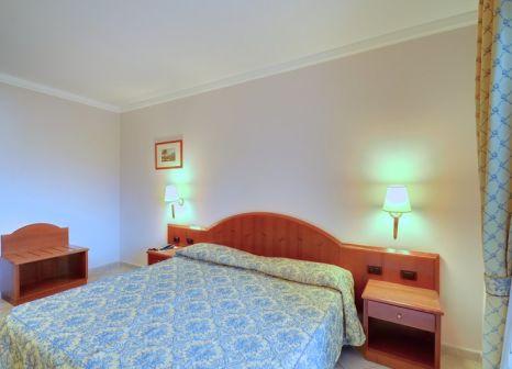 Hotelzimmer mit Tischtennis im Hotel Le Palme