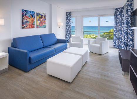 Hotelzimmer mit Mountainbike im Tahiti Playa Suites