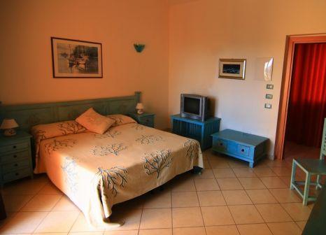 Hotelzimmer mit Tennis im Borgo Saraceno Hotel-Residence