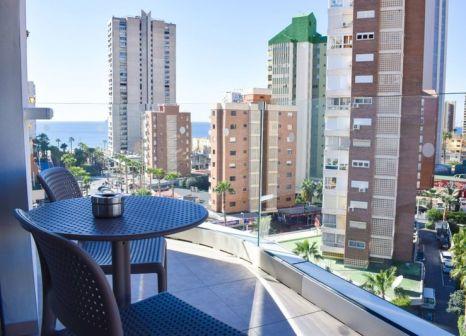Hotelzimmer mit Tischtennis im Presidente Hotel