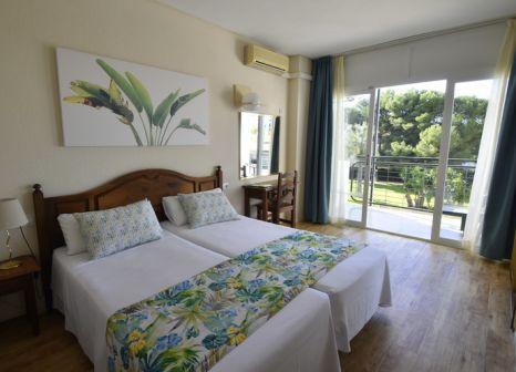 Hotelzimmer mit Volleyball im Hotel San Fermin