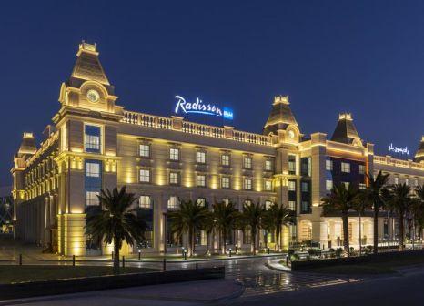 Radisson Blu Hotel Ajman 1 Bewertungen - Bild von Bentour Reisen