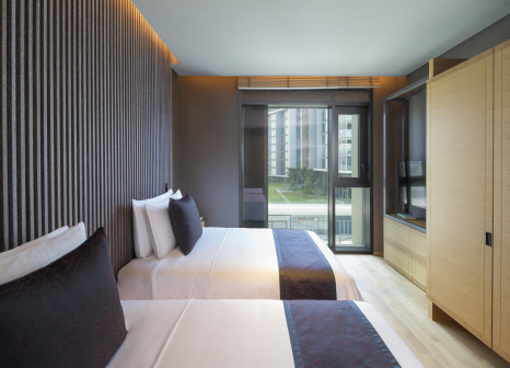 Hotel The Residences at Caesar Palace Bluewaters Dubai in Dubai - Bild von Bentour Reisen