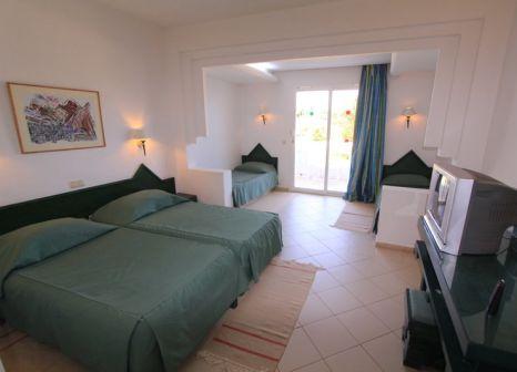 Hotelzimmer mit Mountainbike im Djerba Les Dunes