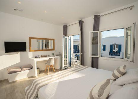 Hotelzimmer mit Wassersport im Acrogiali Hotel