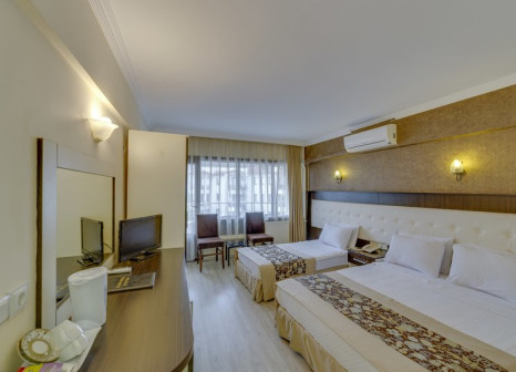 Hotelzimmer mit Aerobic im The View City Hotel