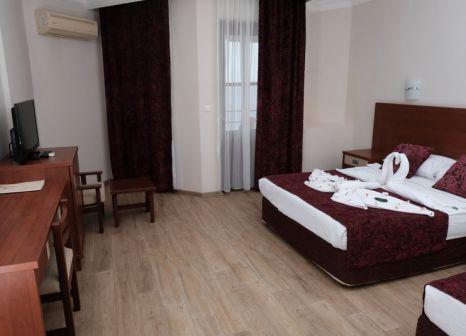 Hotelzimmer mit Volleyball im Anitas Beach Hotel