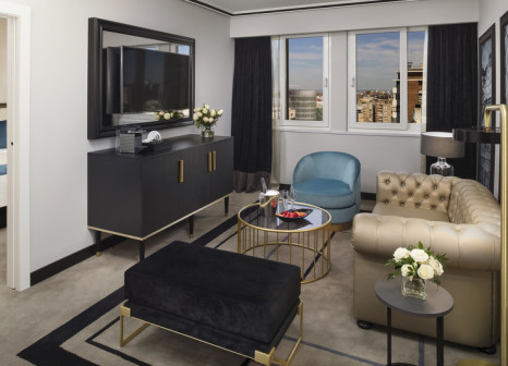 Hotelzimmer im Meliá Castilla günstig bei weg.de