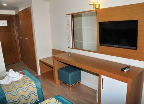 Hotelzimmer mit Tischtennis im Kemer Dream Hotel