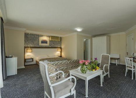Hotelzimmer mit Volleyball im Simena Hotel & Holiday Village