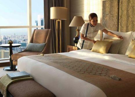 Hotelzimmer mit Golf im Dusit Thani Abu Dhabi