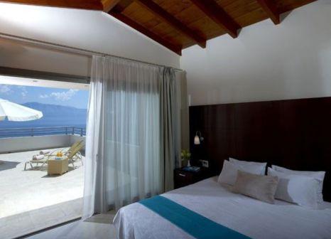 Hotelzimmer mit Tennis im Porto Galini