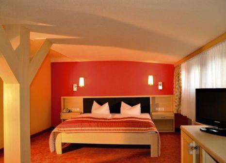 Hotelzimmer mit Fitness im Hotel Lindenhof Bad Schandau