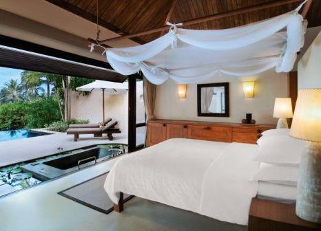 Hotelzimmer mit Mountainbike im Sheraton Hua Hin Pranburi Villas