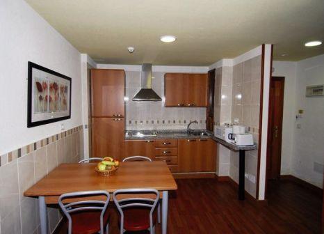 Hotelzimmer mit Golf im Apartamentos OHASIS
