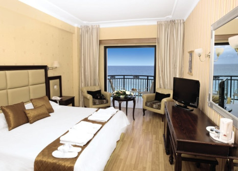 Hotelzimmer mit Tennis im Constantinos The Great Beach Hotel