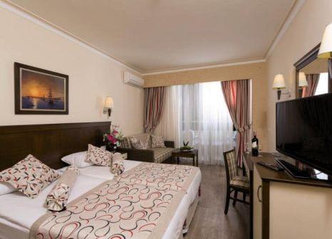 Hotelzimmer mit Volleyball im Hane Sun Hotel